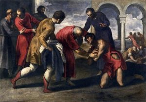 The Prodigal Son by Palma (1595)