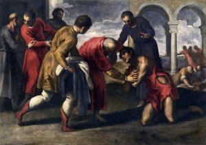 The Prodigal Son by Palma (1595)